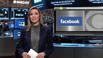 MoneyWatch: Facebook stock at all-time high; gas prices continue to drop