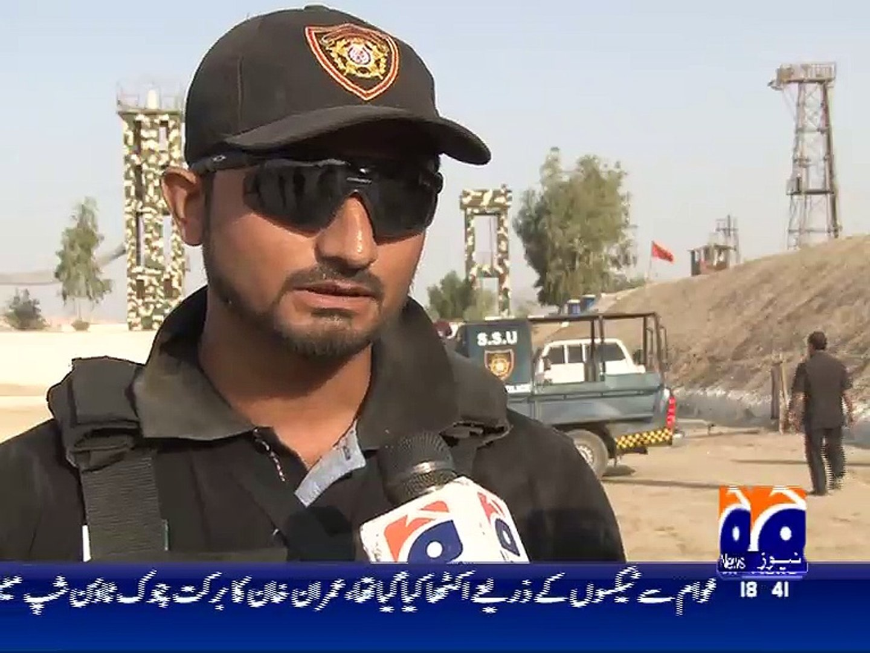 SSU Commando Pakistan (Special Security Unit - Sindh Police