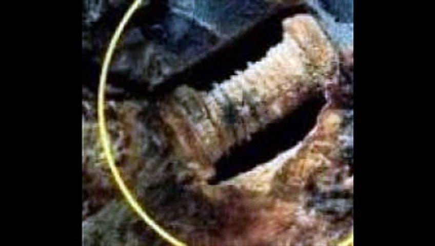 Une pièce mécanique de 300 millions d'années découverte !