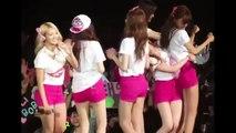 130720 SNSD TaeYeon Balloon Pop FAIL - 소녀시대