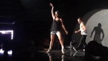 "Alizee & Grégoire - ""Repetitions danse Cha Cha (28/09/13)"