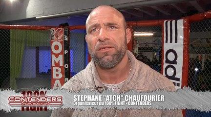 CONTENDERS 25 - MMA : interview bilan Atch
