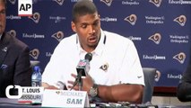"""Michael Sam Says """"Very Few"""" Gay NFL Players Have Reached Out to Him, but """"There's a Lot of Us Out There"""""""