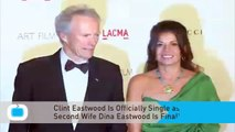 Clint Eastwood Is Officially Single as Divorce From Second Wife Dina Eastwood Is Finalized
