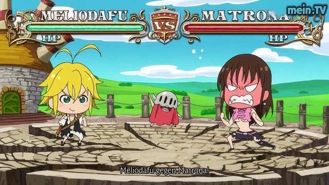 Meintv - Nanatsu no Taizai The Seven Deadly Sins Trailer Folge 12 ger sub Trailer online anschauen