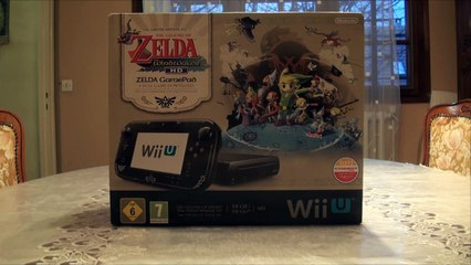 Le Squall se prend la Wii U !!!!........et plein d'autres trucs Nintendo au passage !