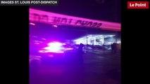 En images : Les Etats-Unis de nouveau secoués par un jeune abattu à Berkeley