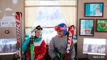 Nest Labs Creates Cozy Ski Gondola