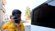 İslahiye'de Ambulans ile Minibüs Çarpıştı: 1 Yaralı