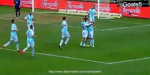 A Mazzarani Goal Latina vs Entella 0-1 Serie B 24-12-2014