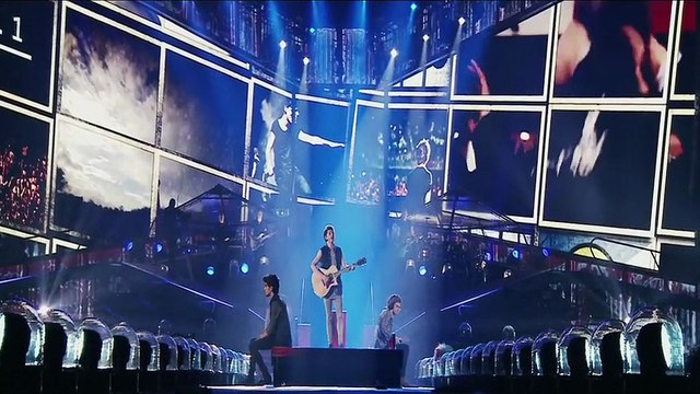 Don't Forget Where You Belong - One Direction Where We Are Tour Live From San Siro Stadium