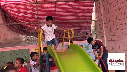 Summer Camp 2014 - New Askar (Naplouse - Palestine)