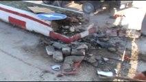 Burdur Staja Giden Öğrenciler Kaza Yaptı 1'i Ağır 4 Yaralı