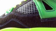 Authentic Air Jordan 4 Retro GS Doernbecher GS