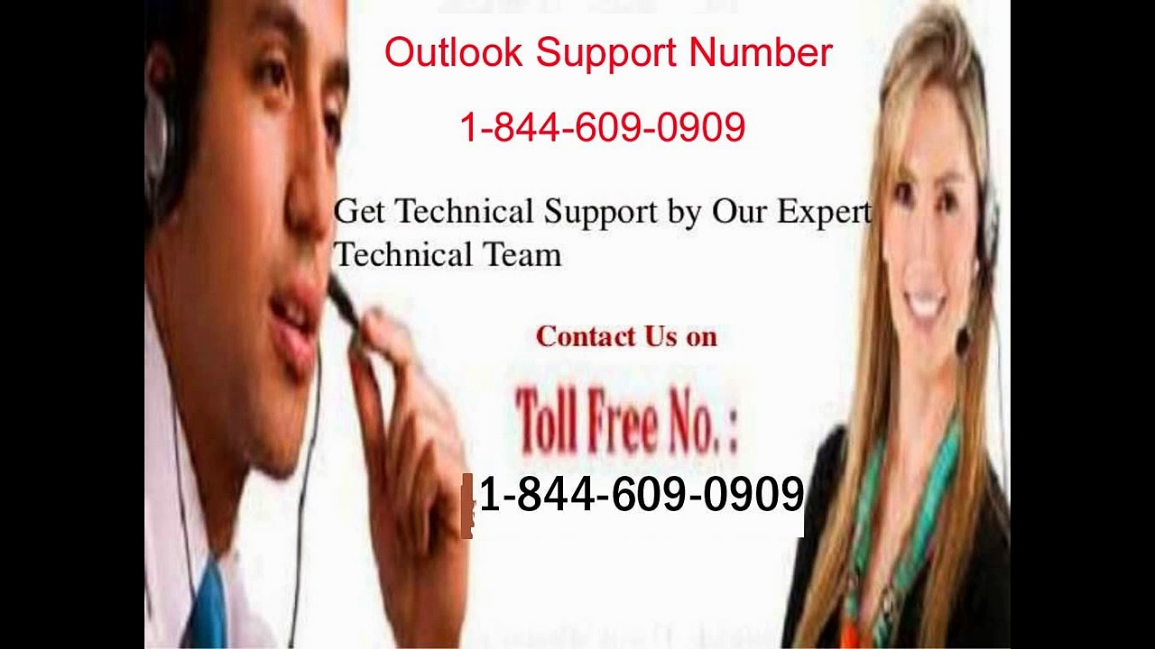 1-844-609-0909 @ Outlook Support Number, Outlook tech support number