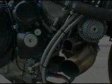 Hayabusa turbo!!! moto - (Ghost rider)