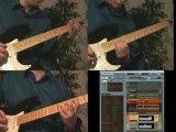 Satriani - Love Thing (multi-guitare)