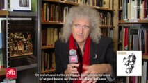 interviews RTL2 : Brian May