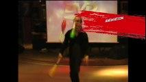 Melih Altın Jonglör Gösterisi - juggling show - juggler . . .