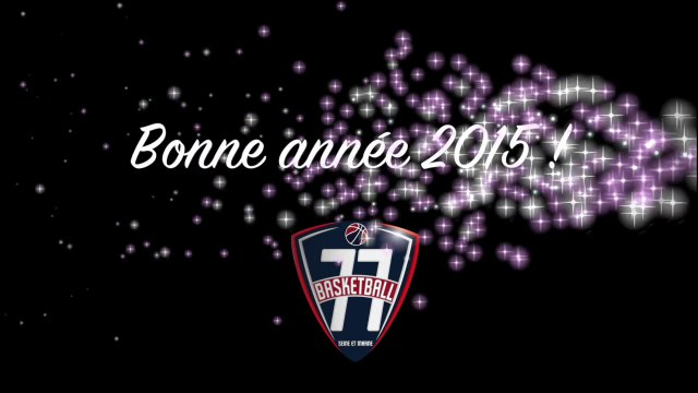 """Bonne année 2015"", made in 77"