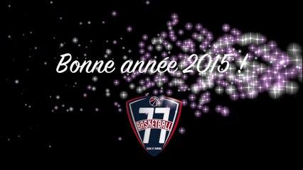 """Bonne année 2015"", made in 77"