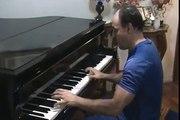 manhã de carnaval karaoke/ musica canção bossa-nova romântica brasil/ piano instrumental lyrics