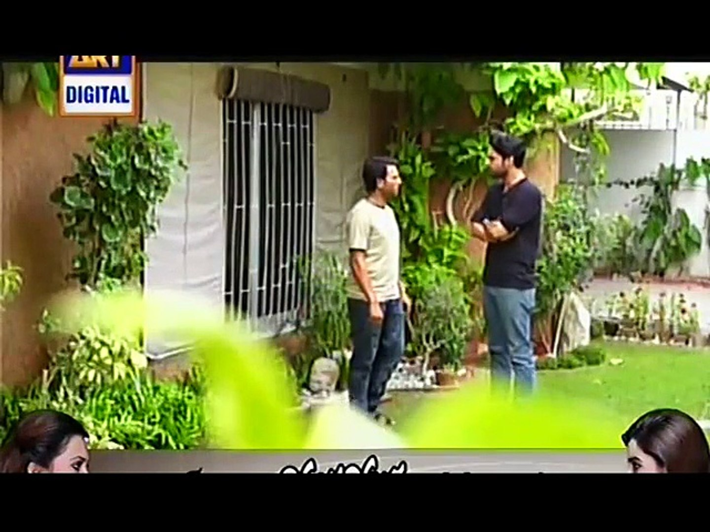 Haq Meher Episode 15 By ARY Digital 26 December 2014 New Full Episode