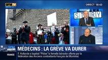 BFM Story: Grève des médecins: le mouvement va-t-il durer ? - 26/12