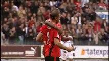 05/10/08 : Mickaël Pagis (17') : Rennes - Lyon (3-0)