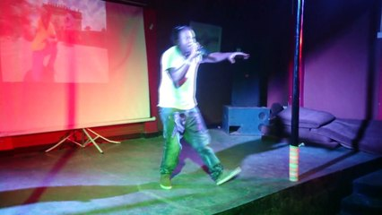 Sizza Man Exclusive Vstream Performance 2014 Uganda New Music