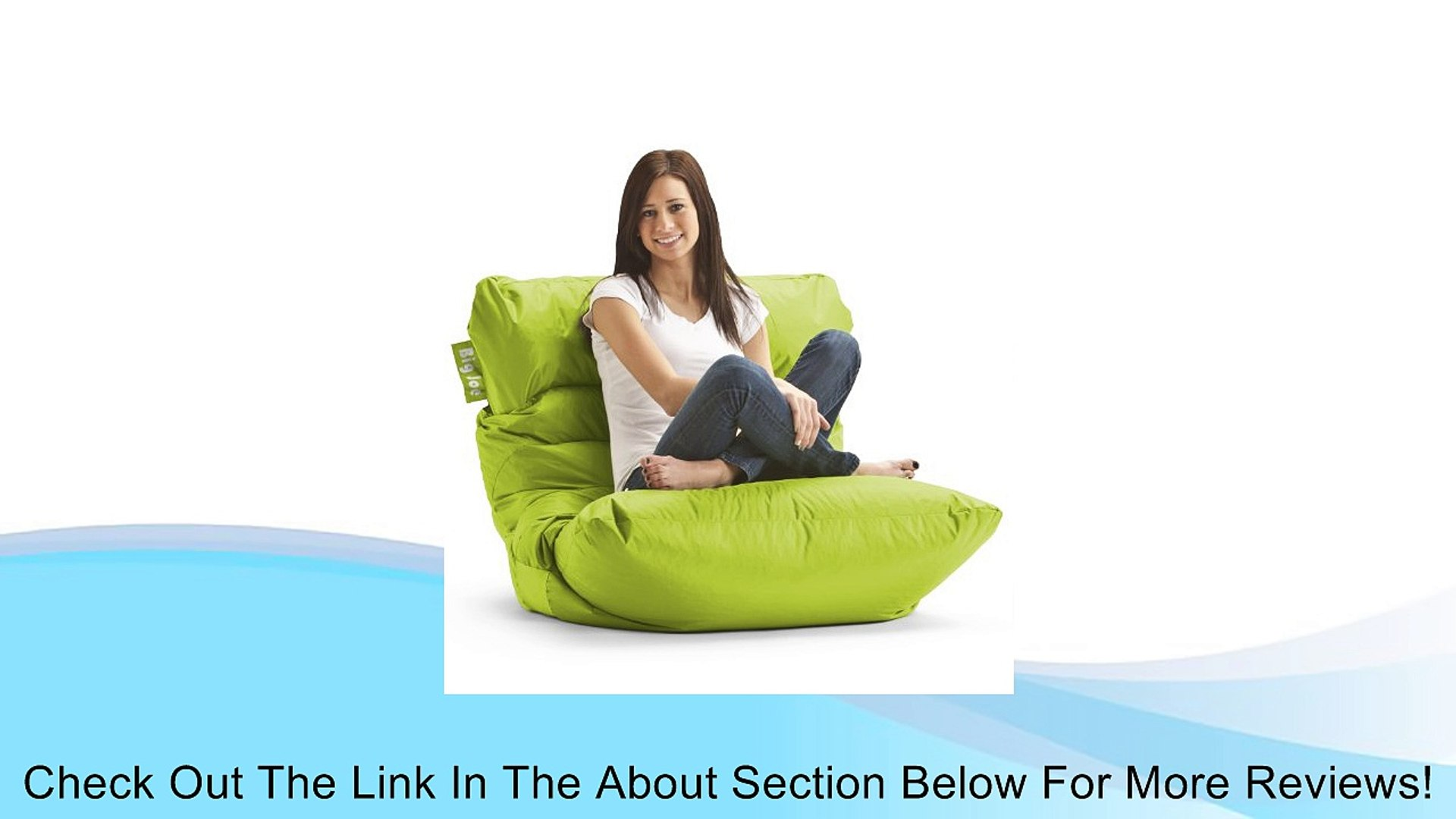 Wondrous The Big Joe Roma Bean Bag Review Ibusinesslaw Wood Chair Design Ideas Ibusinesslaworg