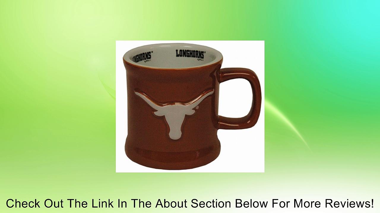 NCAA Texas Longhorns Mug Ceramic Relief Review