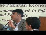 Mr. Asad Umar at the 8th Annual Conference of the Lahore School of Economics