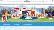 (Référence) Forum Officiel 'Clash Of Clans France'  Présentation détaillée ! Clash Of Clans FR