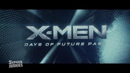 Honest Trailers - X-Men: Days of Future Past (vostfr)