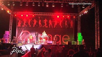 EXCLU Youssoupha Live - Dédicace au public de Bamako - Concert Bamako 20 décembre 2014