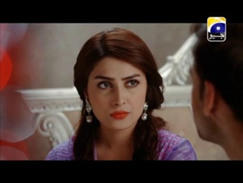 Bikhra Mera Naseeb Episode 15 Full High Quality On GeoTv 27 December 2014 - Aiza Khan