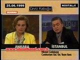 Hikmet Çetinkaya geçmişte Fethullah Gülen için neler söylüyordu? Bölüm-2/ 25.06.1999