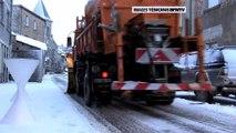 Images des témoins BFMTV - La neige recouvre une bonne partie de la France