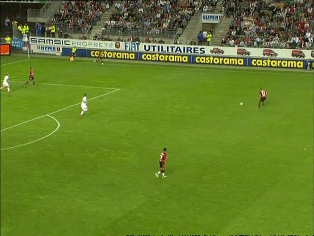 19/08/06 : Jimmy Briand (86') : Rennes - Monaco (1-1)