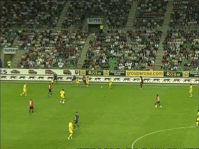 09/09/06 : Cyril Jeunechamp (53') : Rennes - Sochaux (2-1)
