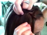 Waterfall Braid Self   Cute Girls Hairstyles