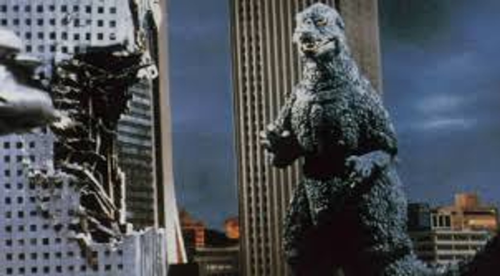 Godzilla The Return (1985) - Vídeo Dailymotion