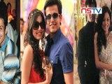 TV Star Drashti Dhami's filmy sangeet