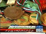 Pakistani Maha Noor Becomes Brand Embassador of Youth Olympics