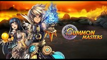 Summon Masters Hack Gold Cubic and Energy Cheat Android iOS UPDATED