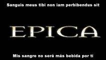 Epica | Facade Of Reality | lyrics subs