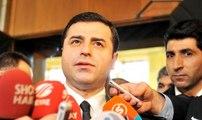 HDP'den İç Güvenlik Paketine Şartlı Destek