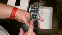 Bluetime MX5 Smart TV Box   Unboxing and Overview