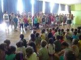 La mémoire de l'eau - Gilles Maugenest - 21 juin l'école Lucie Aubrac à la maternelle